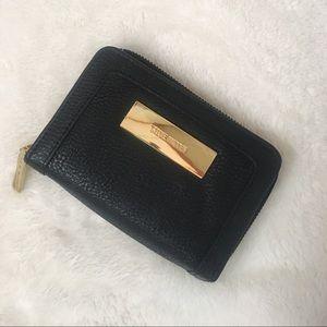 Steve Madden Black Wallet
